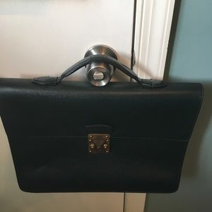Louis Vuitton tiara briefcase bag